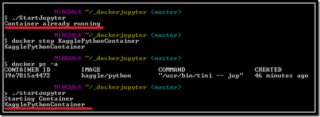Docker Containers on Windows « Um blog sobre nada